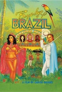 Poster do filme Bye Bye Brasil