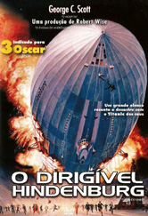 Poster do filme O Dirigível Hindenburg