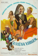 Poster do filme A Viúva Virgem