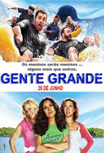 Poster do filme Gente Grande