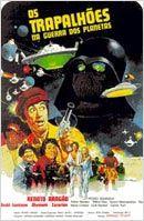 Poster do filme Os Trapalhões na Guerra dos Planetas