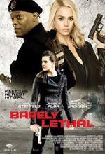 Poster do filme Barely Lethal