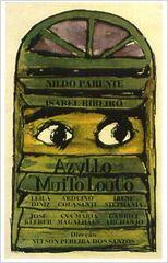 Poster do filme Azyllo Muito Louco
