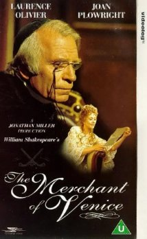 Poster do filme The Merchant of Venice
