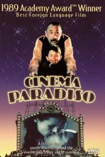 Poster do filme Cinema Paradiso