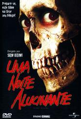 Poster do filme Uma Noite Alucinante - A Morte do Demônio