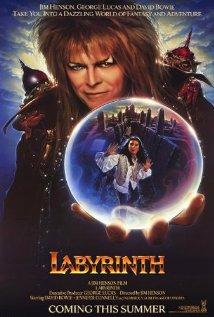Poster do filme Labirinto - A Magia do Tempo