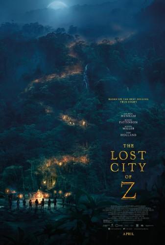 Imagem 1 do filme Z - A Cidade Perdida
