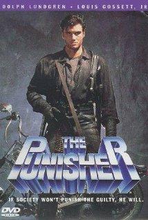 Poster do filme O Justiceiro