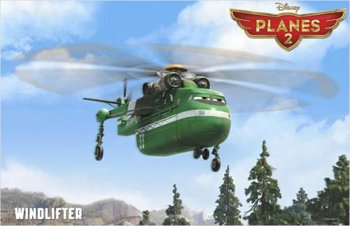 Imagem 5 do filme Aviões 2: Heróis do Fogo ao Resgate