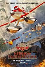 Poster do filme Aviões 2: Heróis do Fogo ao Resgate