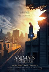 Assistir Online Animais Fantásticos e Onde Habitam Dublado Filme (2016 Fantastic Beasts & Where to Find Them) Celular