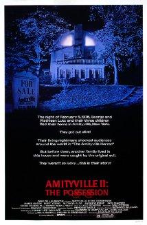Poster do filme Terror em Amityville