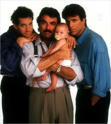 Imagem 3 do filme Três Solteirões e um Bebê