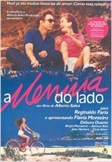 Poster do filme A Menina do Lado