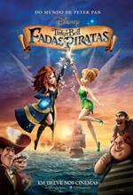 Poster do filme Tinker Bell: Fadas e Piratas