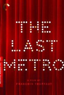 Poster do filme O Último Metrô