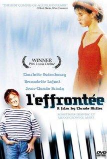 Poster do filme L'Effrontée