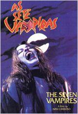 Poster do filme As Sete Vampiras