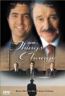 Poster do filme As Coisas Mudam