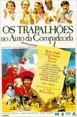 Poster do filme Os Trapalhões no Auto da Compadecida