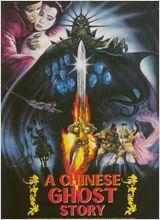 Poster do filme Uma História Chinesa de Fantasmas