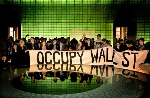 Imagem 1 do filme 99% - O Filme Colaborativo do Occupy Wall Street