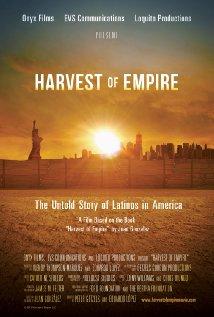 Poster do filme A colheita do Império