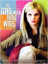 Poster do filme A garota das nove perucas