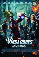 Poster do filme Os Vingadores - The Avengers