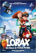 Pôster do filme O Lorax: Em Busca da Trúfula Perdida