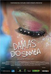 Poster do filme Damas do Samba