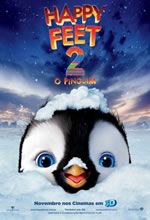 Pôster do filme Happy Feet 2: O Pinguim