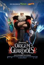 Poster do filme A Origem dos Guardiões