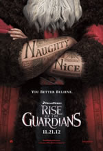 poster Rise of the Guardians