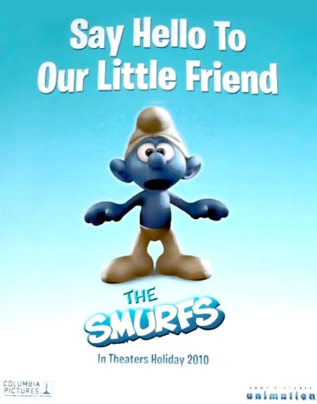 Filme Os Smurfs (2011)