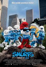 Filme Os Smurfs Dublado/Legendado 2011