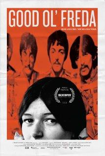 Poster do filme Nossa Querida Freda - A Secretária dos Beatles