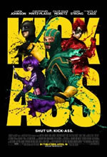 Poster do filme Kick-Ass - Quebrando Tudo