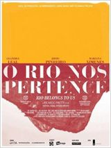 Poster do filme O Rio Nos Pertence