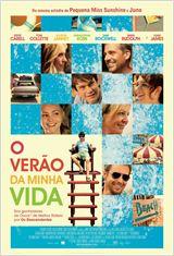 Poster do filme O Verão da Minha Vida