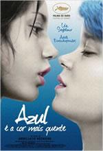 Poster do filme Azul é a Cor Mais Quente