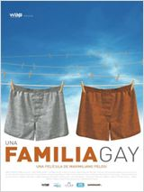 Poster do filme Uma Família Gay