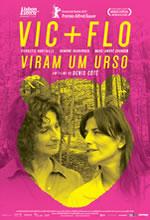 Vic+Flo Viram um Urso