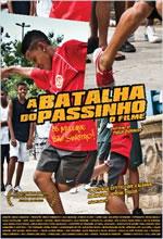 Poster do filme A Batalha do Passinho