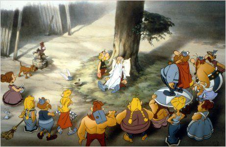 Imagem 2 do filme Asterix e a Grande Luta