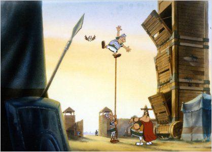 Imagem 3 do filme Asterix e a Grande Luta