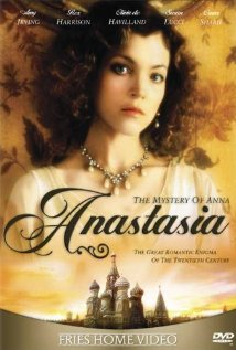 Poster do filme Anastasia: The Mystery of Anna