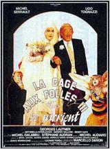 Poster do filme A Gaiola das Loucas 3 - Elas se Casam