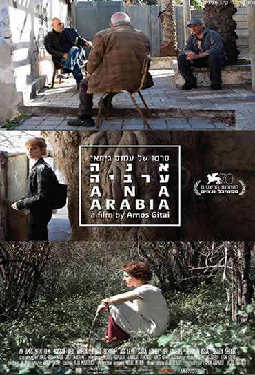 Poster do filme Ana Arabia